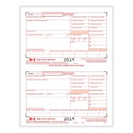 Picture for manufacturer Form W-2 - Copy A - 2up (5201)