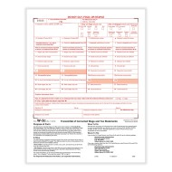 Picture for manufacturer Form W-3C Correction Summary Employer Federal (5309)