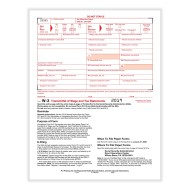 Picture for manufacturer Form W-3 Transmittal Employers Federal (5200)