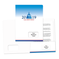Picture for manufacturer Success Tax Return Folders (Capitol)