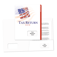 Picture for manufacturer Success Tax Return Folders (Patriotic Keypad)