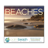 Picture for manufacturer Beaches Wall Calendar