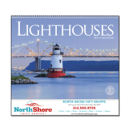 Picture for manufacturer Lighthouses Wall Calendar