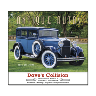 Picture for manufacturer Antique Autos Wall Calendar
