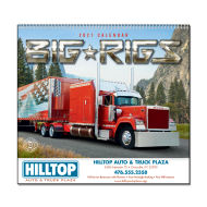 Picture for manufacturer Big Rigs Wall Calendar
