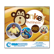 Picture for manufacturer Monkey Business Wall Calendar