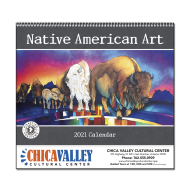 Picture for manufacturer Native American Art Wall Calendar