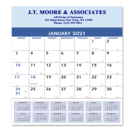Picture for manufacturer Contractor's Wall Calendar
