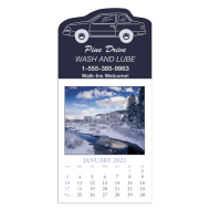 Picture for manufacturer Auto Scenic Stick-On Calendar