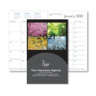 Picture for manufacturer Colorful Trees Monthly Pocket Planner (CB09)