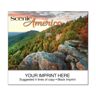 Picture for manufacturer Scenic America Wall Calendar
