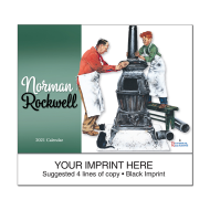 Picture for manufacturer Norman Rockwell's Wonderful World Wall Calendar