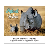 Picture for manufacturer Animal Babies Wall Calendar