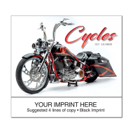 Picture for manufacturer Custom Cycles Wall Calendar