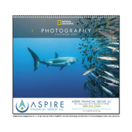 Picture for manufacturer National Geographic Photography Wall Calendar
