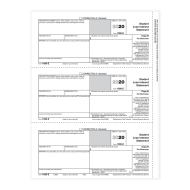 Picture for manufacturer Form 1098-E - Copy B Borrower (5186)
