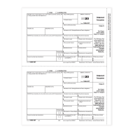 Picture for manufacturer Form 1099-INT - Copy C/ 1 Payer (5122)