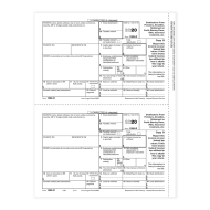 Picture for manufacturer Form 1099-R - Copy B Recipient (5141)