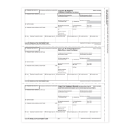 Picture for manufacturer Form W-2 - Employee Copies - Condensed - 3up (5210)