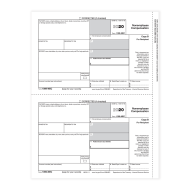 Picture for manufacturer Form 1099-NEC - Copy B Recipient (NEC5111)
