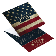 Picture for manufacturer USA Tri-Fold Greeting Card Calendar