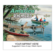 Picture for manufacturer America Remembered Wall Calendar