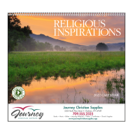 Picture for manufacturer Religious Inspirations Wall Calendar