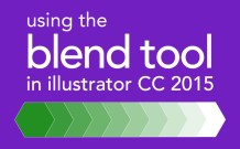 How to Repeat Any Object Using the Blend Tool in Illustrator [Tutorial]