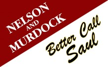 The Desks of Nelson & Murdock and Saul Goodman