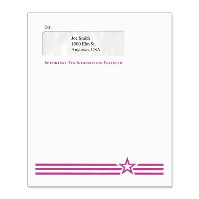 Picture of Multi-Purpose Tax Return Envelope (Priority)