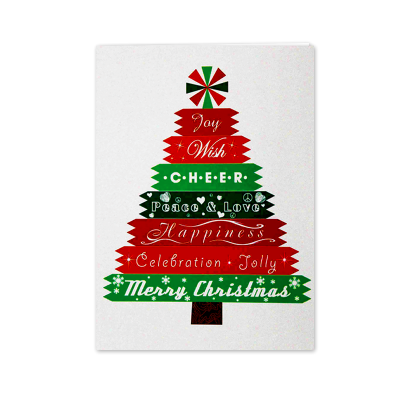Picture of Designer Tree Greeting Card