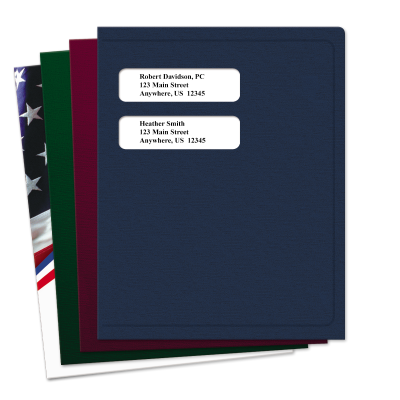 Picture of Small Window Tax Software Folders