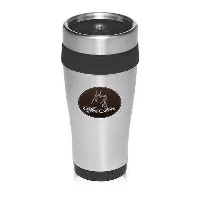 Picture of Insulated Stainless Steel 16 oz. Traveler Mug