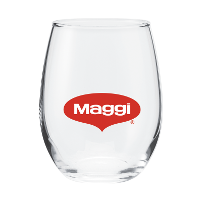 Picture of 15 oz. Stemless Wine Glass