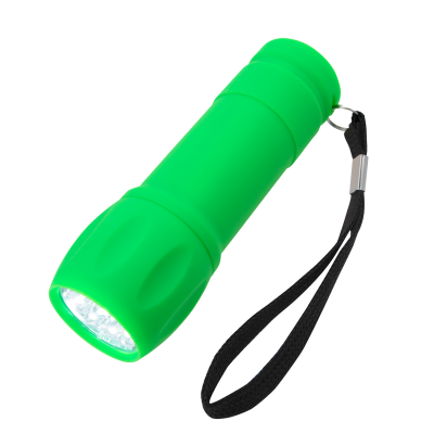 Picture of Rubberized Flashlight With Strap