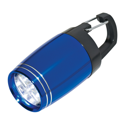 Picture of Aluminum LED Clip Flashlight