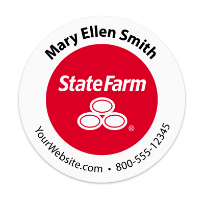 Picture of State Farm - Insurance Agency Sticker