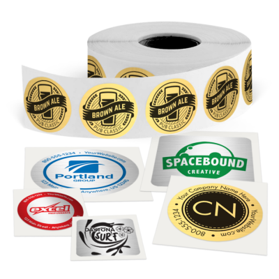 Picture of Custom Foil Labels