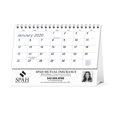 Picture of Econo Small Desk Calendar