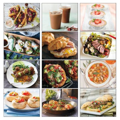 Picture of Healthy Eating Wall Calendar