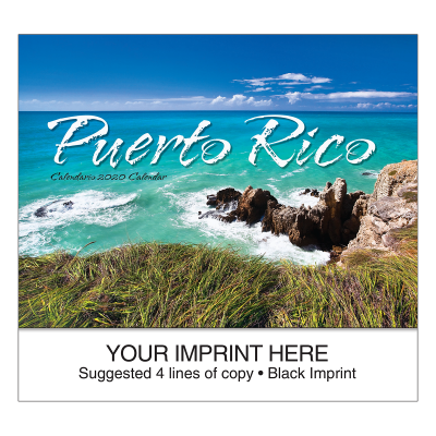 Picture of Puerto Rico Wall Calendar