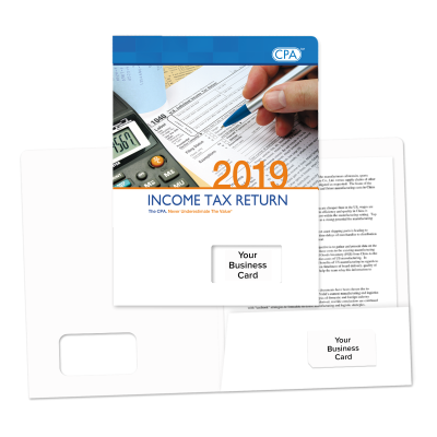 Picture of Success Tax Return Folders (The CPA)