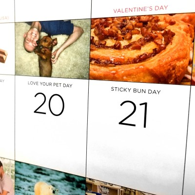 Picture of National Day Wall Calendar