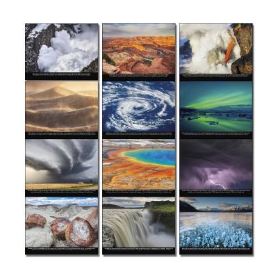 Picture of The Power of Nature Wall Calendar