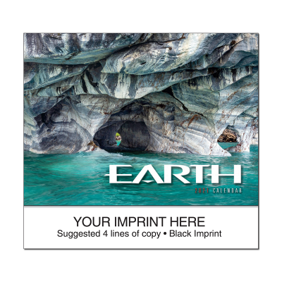 Picture of Earth Wall Calendar