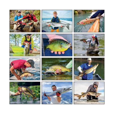Picture of Fisherman's Guide Wall Calendar