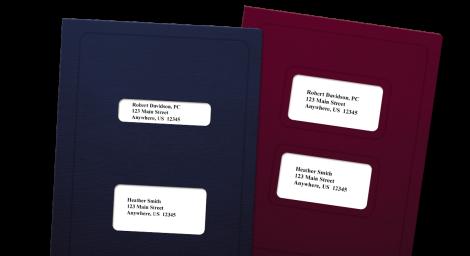 Tax Software Folders