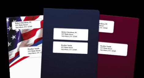 ExacTax® Compatible Tax Folders