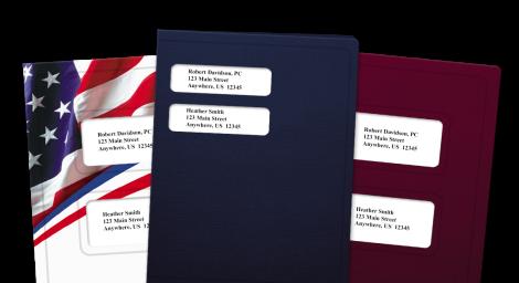 Intuit® Compatible Tax Folders