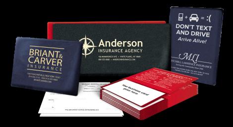 Insurance Card Holders